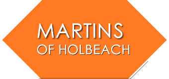 Logo, Martins Of Holbeach, Heating Engineers, Domestic Plumbers in Spalding, Lincolnshire